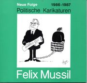 Politische Karikaturen von Felix Mussil