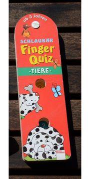 Schlaubär Fingerquiz Tiere ab 3