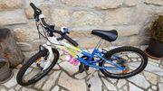BMX 20 Zoll mit Gangschaltung
