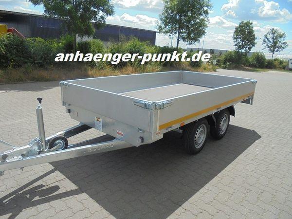 PKW Anhänger 4 06m x