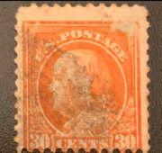 Briefmarken US