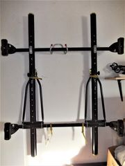 PKW - Lastenträger mit Fahrradhalter z