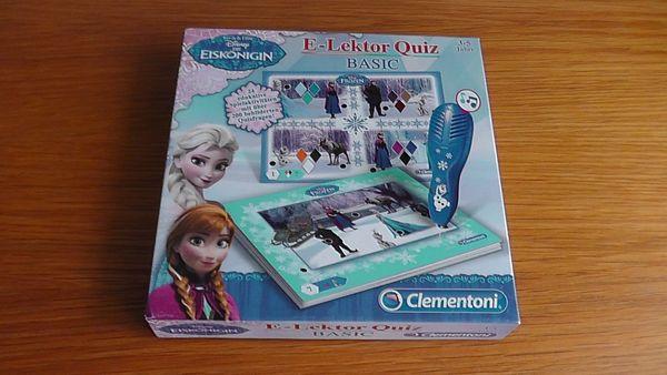 E - Lektor Quiz - Die Eiskönigin