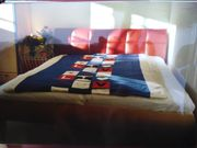 1 60x2m Bett inkl 2
