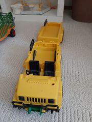Playmibil Auto mit Anhänger