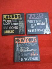 Design Bilder New York Paris