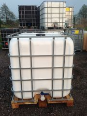 IBC Container 1000 l weiß