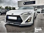 Auto - Folierung - Beschriftung - Werbung - Toyota