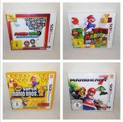 Mario Spiele Nintendo 3DS