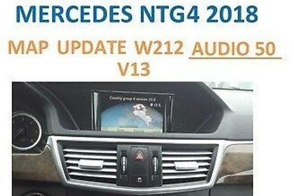 Mercedes NTG 4-212 v 13 0 Audio 50 Aps 2017-2018 A2128273400