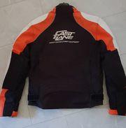 fast lane Motorradjacke gr M
