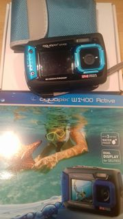 Unterwasser Digitalkamera Aquapix W 1400