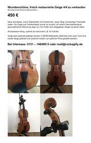 Geige 4 4 wunderschöne alte