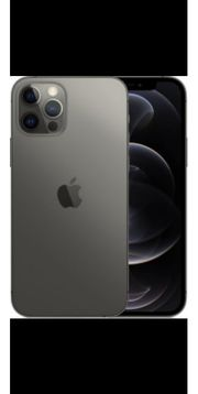 IPhone 12 Pro Schwarz