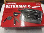 Graupner Ultramat 8 und 2XPower