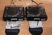 2x Plattenspieler Technics SL 1210