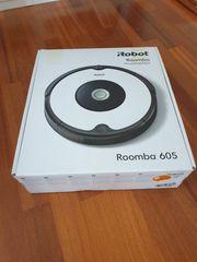 iRobot ROOMBA 605 unbenutzt OVP