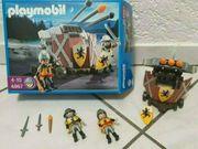 Dreifach-Balliste mit Loewenrittern Playmobil 4867