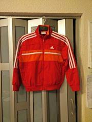 Kinder Adidas Jacke Gr 140