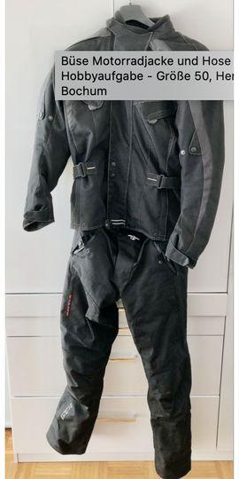 Büse Motorradjacke und Hose wegen: Kleinanzeigen aus Bochum - Rubrik Motorradbekleidung Herren