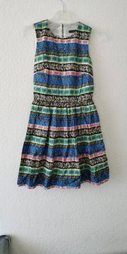 Primark Muster Kleid Zebra Hippie
