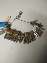 Zylinder Schlüssel Sammlung