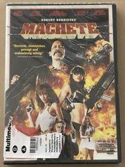 Machete DVD Action ungeöffnet aus
