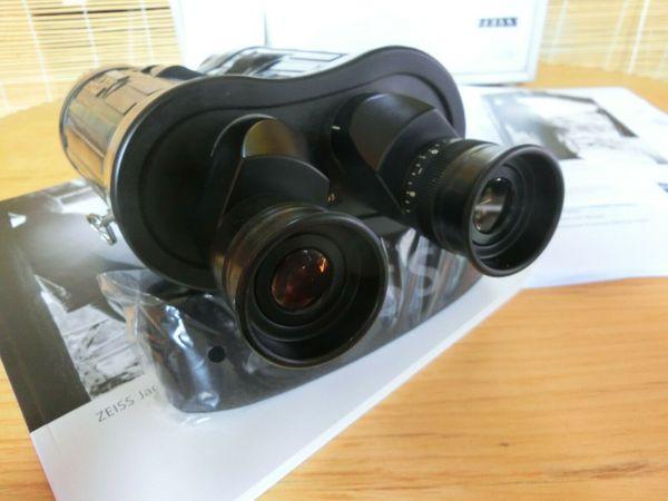Zeiss 20x60 t s neuer bildstabilisator binoculars in chemnitz