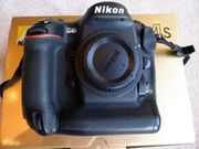 Nikon D 4 S Kamera
