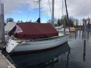 Segelboot Jeanneau 28