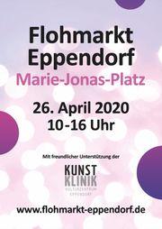 Flohmarkt Marie-Jonas-Platz in Hamburg-Eppendorf