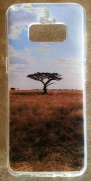 Handyhülle Afrika Savanne für Samsung