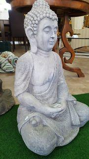 großer Gartenbuddha - Wetterfest - NEU