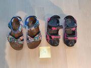 Sandalen- Mädchen 34