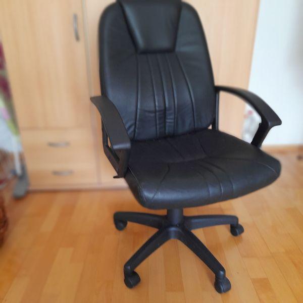 Verkaufe einen Chefsessel Büro Schreibtisch