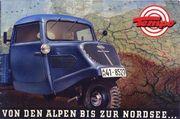 Tempo Kastenwagen DBP Schuco 02135
