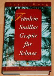 Buch Fräulein Smillas Gespür für