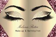 Make-up Hairstyling für Ihren Anlass