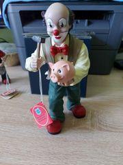 Gilde Clown Schwein gehabt