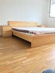 Doppelbett Kommode nachtkästchen
