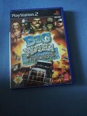 PS2 Spiel Big Mutha Trucker