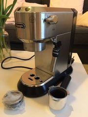 Espressomaschine neuwertig