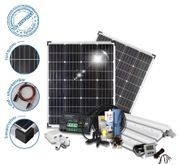 komplette 200W Solaranlage für Womo