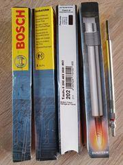 4x Glühkerzen Bosch 0250403008-4N3