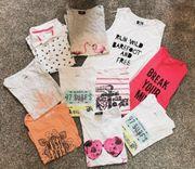 Mädchen Kleider Paket Gr 146