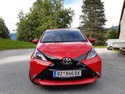 Verkaufe Toyota Aygo X-Play Rot