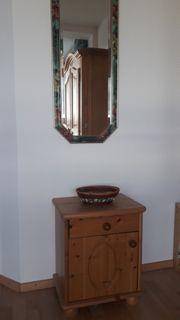 Flurmöbel Schränkchen Kommode Spiegel