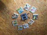 Nintendo DS mit Spielen