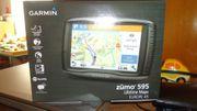 Neues Garmin Zumo 595 LM