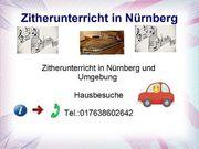Zitherunterricht in Nürnberg und Umgebung